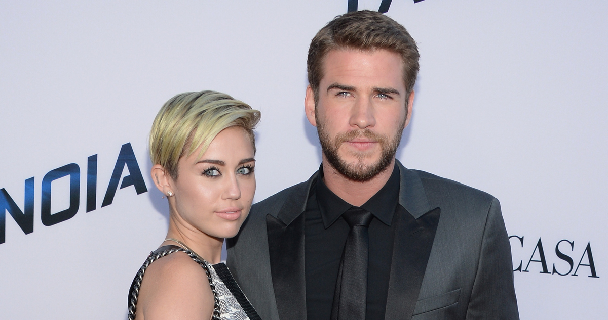 Miley Cyrus Skips Scheduled Concert to Remain with Liam