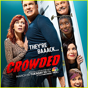 Miranda Cosgrove Shares New 'Crowded' Poster - See It Here!