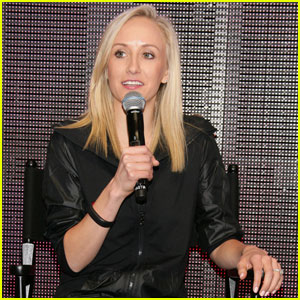 Nastia Liukin Speaks at CES in Las Vegas!