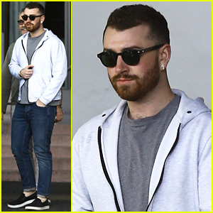 Sam Smith Had a 'Wild Weekend' in Miami!