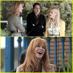 Shailene Woodley Begins Filming 'Big Little Lies' with Her Star Studded Cast!