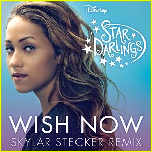 Skylar Stecker Drops 'Wish Now' From Disney's 'Star Darlings' - Listen Now! (Exclusive Premiere)