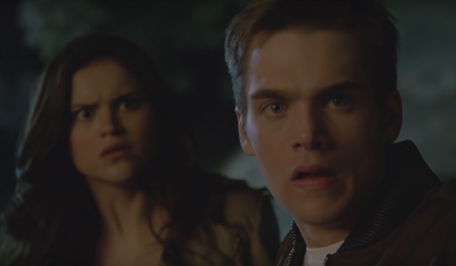 Liam & Hayden Run for Their Lives in New 'Teen Wolf' Sneak ...