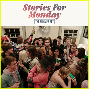 The Summer Set's New Album 'Stories For Monday' To Drop April 1st; Tour Announcement Coming!