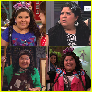 JJJ's 'Austin & Ally Countdown': Top 10 Trish de la Rosa Headbands!
