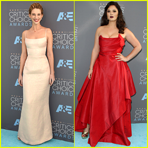 Yael Grobglas & Kether Donohue Turn Heads At Critics' Choice Awards 2016