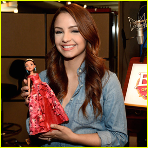 Aimee Carrero Debuts New 'Elena of Avalor' Doll