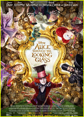 'Alice Through the Looking Glass' Gets Final Poster!
