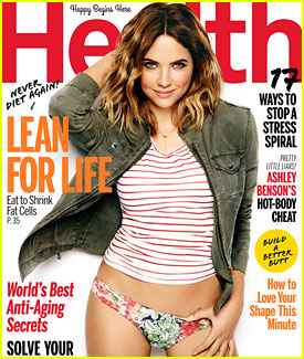 Ashley Benson Shares Her Body Confidence Secret