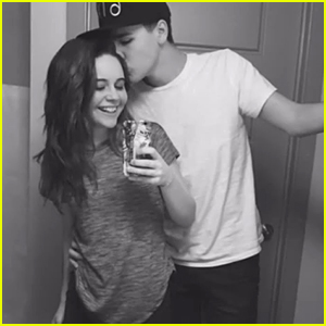 Jacob Whitesides Went All Out For Girlfriend Bea Miller This Valentine's Day