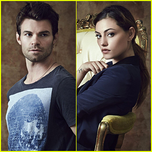 Phoebe Tonkin Makes 'Damn Daniel' Parody With Daniel Gillies