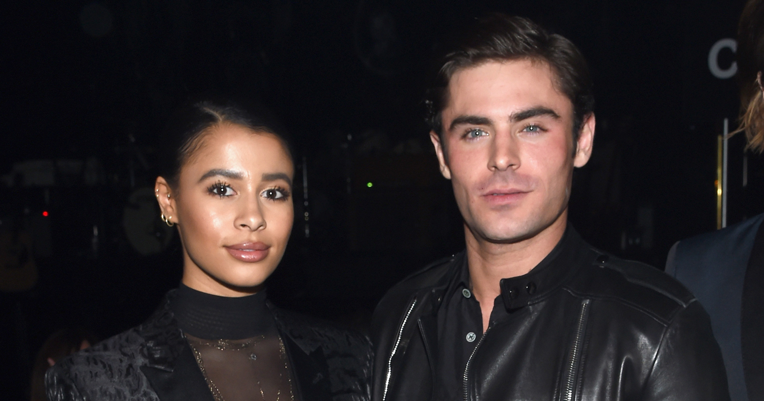 Who is Sami Miro? All you need to know about Zac Efron's stunning ...