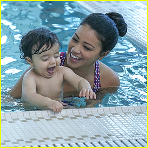 Jane & Rafael Take Mateo To His Baby Swim Class on 'Jane The Virgin' Tonight