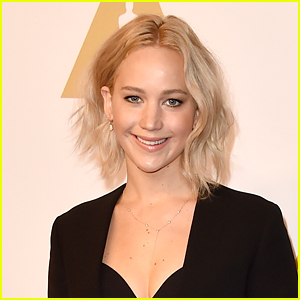 Jennifer Lawrence Gifts a Children's Hospital with $2 Million!
