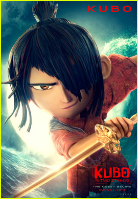 'Kubo & the Two Strings' Gets New Posters & Trailer - Watch Now!