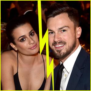 Lea Michele & Boyfriend Matthew Paetz Break Up