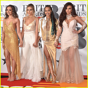 Little Mix Light Up The BRITs 2016 - See The Hot Pics!