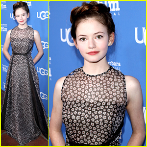 Mackenzie Foy Photos, News, and Videos | Just Jared Jr.