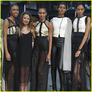 Maya Wins Project Runway Junior With Gorgeous Collection - See It Here!