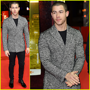Nick Jonas Got a Taste of the College Life Before Filming 'Goat'
