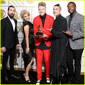 Pentatonix Announce New Single 'If I Ever Fall In Love' with Jason Derulo - Listen Now!