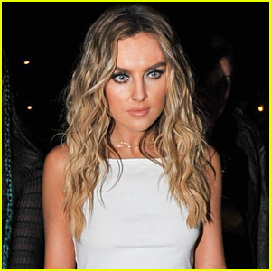Perrie Edwards Sets Herself On Fire After Boiler Pilot Light Explodes