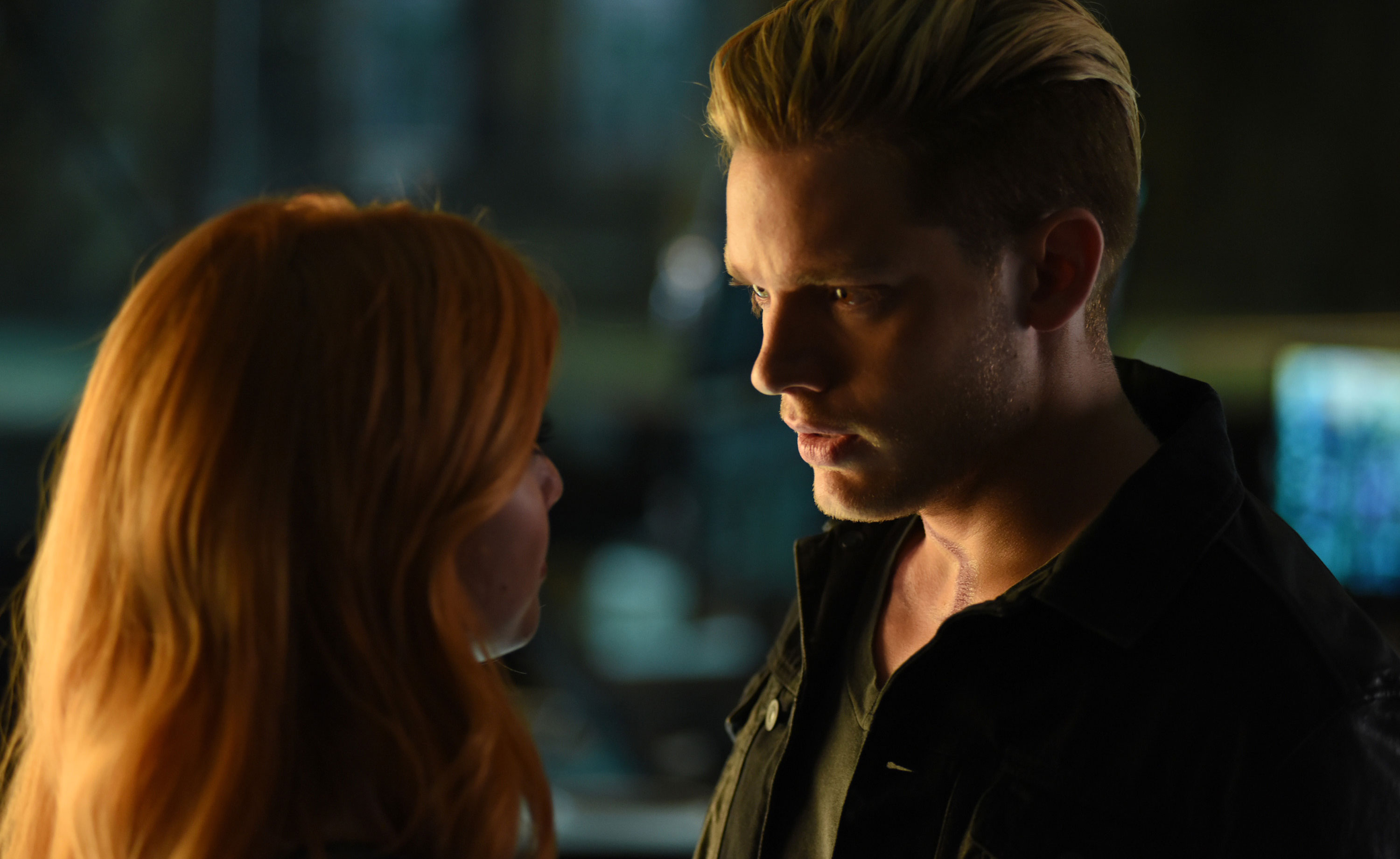 Jace Won't Let Anything Happen to Clary on Tonight's