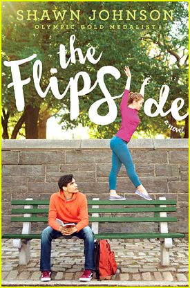 Shawn Johnson To Debut YA Novel 'The Flip Side' on June 7th!