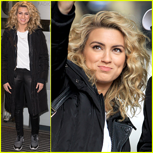 Tori Kelly Stops by BBC Ahead of First London Concert on Tour