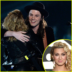 Tori Kelly & James Bay Duet at the Grammys 2016 - Watch Now!