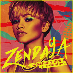 Zendaya Teases New Single 'Something New' With Chris Brown - Listen Here!