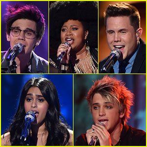 'American Idol': Top 4 Revealed, One More Sent Home!