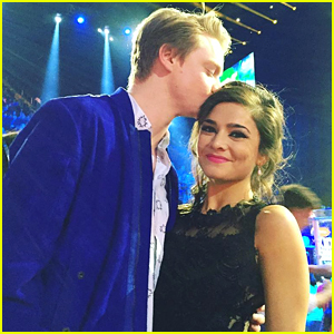 Calum Worthy Sends Sweet Birthday Wishes to Girlfriend Celesta Deastis
