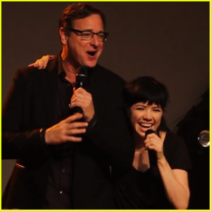 Carly Rae Jepsen Brings Bob Saget on Stage to Sing 'Fuller House' Theme Song