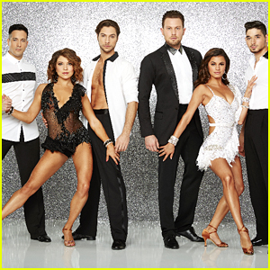 Jenna Johnson & Hayley Erbert Shine in 'DWTS' Troupe Pics!