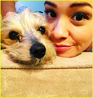 Gina Rodriguez' Dog Ted Passes Away; Writes A Sweet Goodbye Message