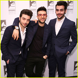 Piero Barone On Il Volo's Friendship: 'It Was Like We Were Old Friends When We First Met'