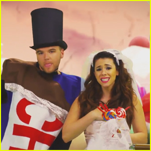 Jillian Rose Reed Releases 'Candy Apple Pink' Music Video Skit - Watch Now!