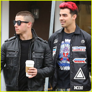 Joe & Nick Jonas Say They Compete Over Girls!
