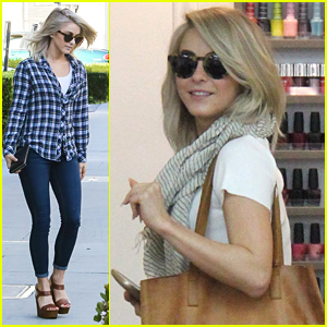 Julianne Hough Will Be Missed By Witney Carson On 'DWTS' Judging Panel