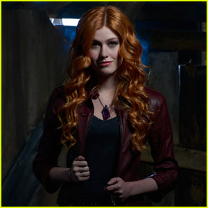 Katherine McNamara Reacts to 'Shadowhunters' Season Two Pick-Up!