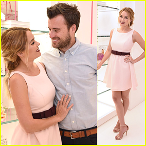 Lauren Conrad Throws Pink Balloon Party For 'Celebrate' Book Launch in New York City