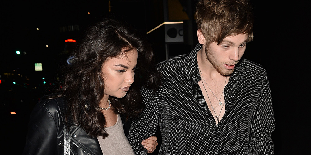 arzaylea and luke dating