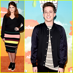 Charlie Puth Wins Favorite Collaboration at Kids Choice Awards 2016!