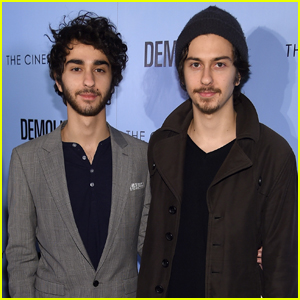 Nat & Alex Wolff Pair Up for 'Demolition' Premiere in NYC