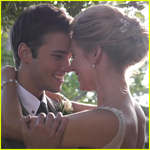 Nathan Kress Wedding.Nathan Kress Wife London Share Gorgeous Moving Wedding