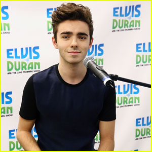 Nathan Sykes Says New Record is 'Definitely a Pop Album'
