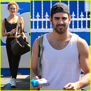 Peta Murgatroyd Opens Up About Teaching Methods With Nyle DiMarco for DWTS