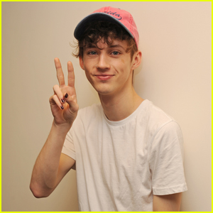 Troye Sivan Makes the Radio Rounds in Florida