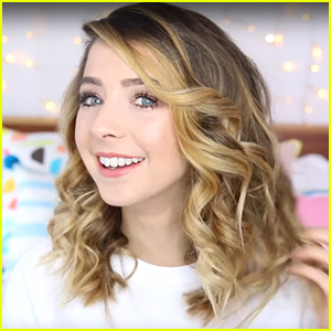 Zoella Named Sexiest Beauty Star By Victoria's Secret
